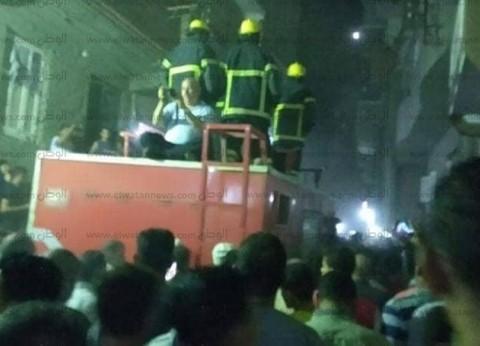 بالصور.. تشييع جثمان أمين الشرطة شهيد حادث الزمالك في جنازة مهيبة