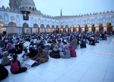 بالصور| أنشطة وفعاليات وإفطار جماعي باحتفال اليوم السنوي للجامع الأزهر