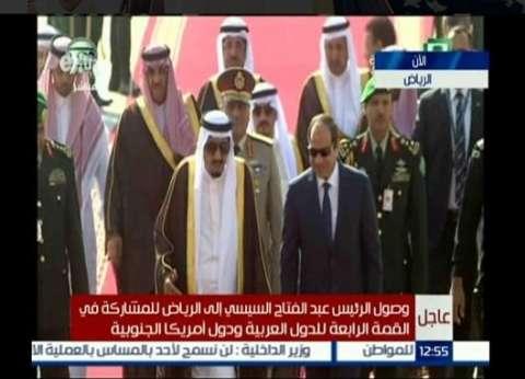 قطان: مصر والسعودية جناحا الأمة العربية.. والعلاقات ستزداد قوة وصلابة
