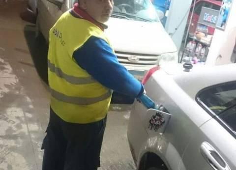 """""""هيئة البترول"""" تضخ كميات إضافية من البنزين والسولار قبل عيد الفطر"""