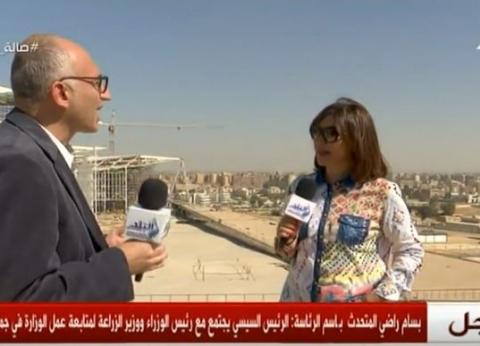 طارق توفيق: لا توجد آثار تحت أرض المتحف المصري الكبير
