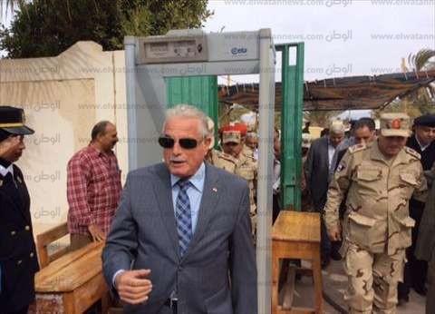 محافظ جنوب سيناء يهنئ النواب الجدد.. ويطالبهم بتنمية وتطوير المحافظة