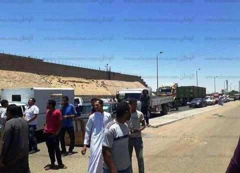 نائب أسوان: المركزي للتعمير وافق على تعويض الأسر المتضررة من «السد»