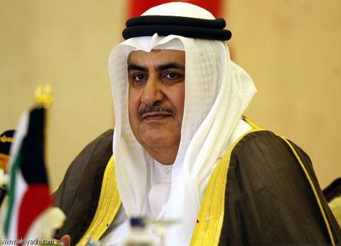 وزير خارجية البحرين: لا صحة لوجود أزمة في الإعلام