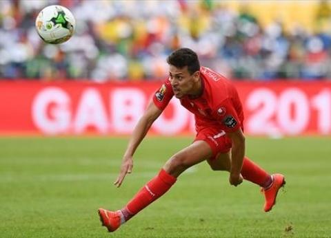 المساكني يحرز ثاني أهداف تونس أمام مدغشقر