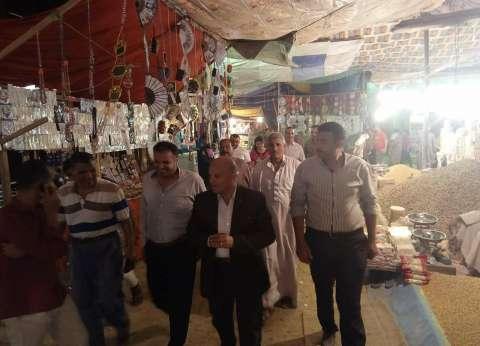 تشديد الإجراءات الأمنية لتأمين احتفالات مولد السيدة العذراء بالمنيا