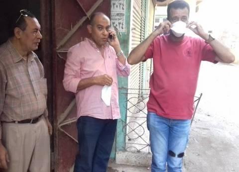 رئيس مدينة سمنود يوجه بتوزيع كمامات على عمال النظافة لحمايتهم