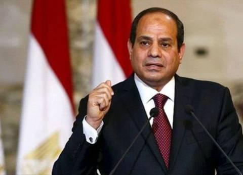 """""""الرئاسة"""": زيارة السيسي إلى السودان تأتي لتوطيد الروابط الأخوية"""