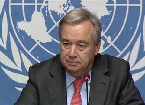 الأمم المتحدة تدين هجوم كنيسة حلوان الإرهابي