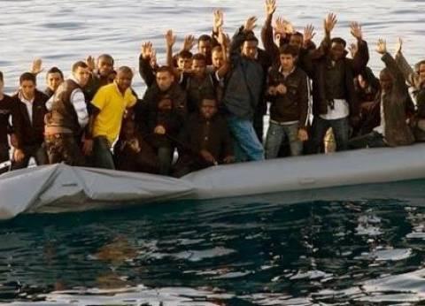 القبض على مجموعة من المهاجرين غير الشرعيين في ليبيا