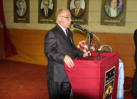 وزير الثقافة يفتتح معرض الكتاب بالكنيسة المرقسية في الإسكندرية