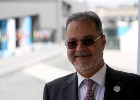 وزير الخارجية اليمني يلتقي مستشار الأمن القومي الألماني