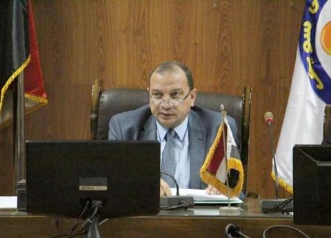 """رئيس """"بني سويف"""" يقرر تعيين نائب شاب لكل مدير بالجامعة"""