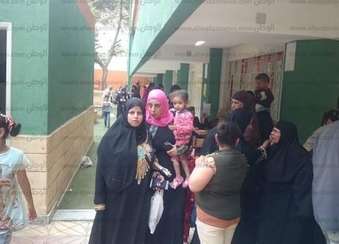 الرجال يتفوقون على النساء بلجان السلام في بولاق أبو العلا