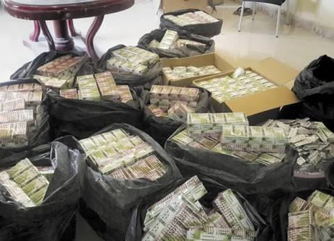 إحباط دخول 15 مليون قرص مخدر وضبط مصنع ترامادول