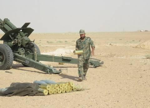 نشطاء: قوات الحكومة تقصف مواقع للمسلحين جنوب غرب سوريا