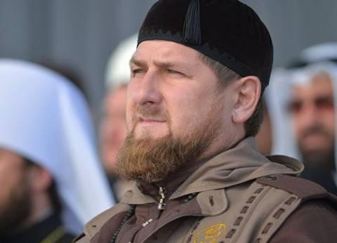 بالفيديو| الرئيس الشيشاني يدلي بصوته في الانتخابات الرئاسية الروسية