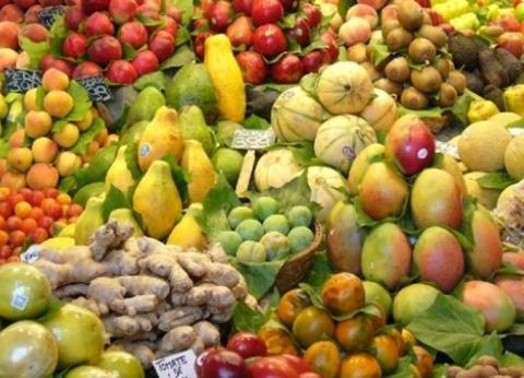 أسعار الفاكهة اليوم السبت 23-3-2019 في مصر