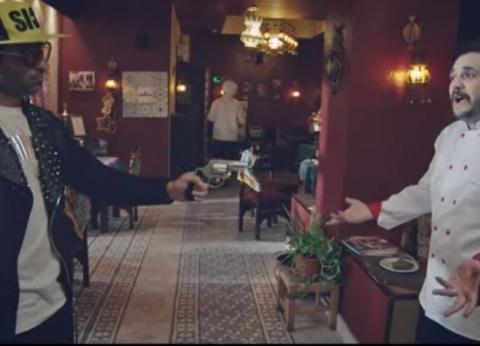 """كلاكيت تاني مرة.. أحمد فهمي ضيف شرف مع مصطفى خاطر في مسلسل """"طلقة حظ"""""""