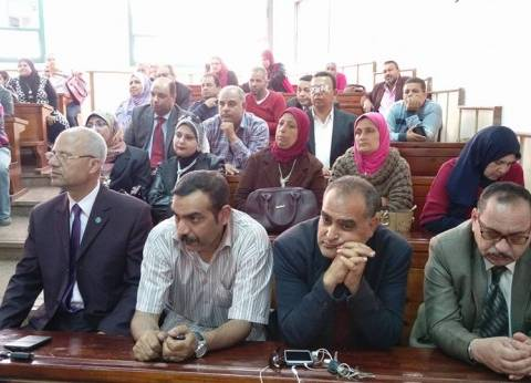 مناقشة الاستعدادات لاستقبال الانتخابات الرئاسية في مدارس بورسعيد