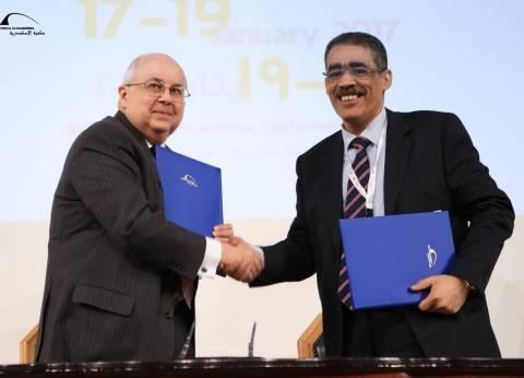 3 اتفاقيات تعاون بين مكتبة الإسكندرية ومنظمات لمواجهة التطرف