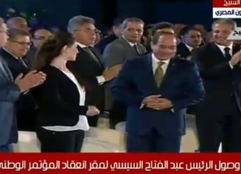 """السيسي لـ""""وزير التعليم"""": """"أنا عاوز إنسان.. مش عقل متعلم بس"""""""