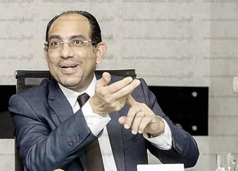 مستشار وزير الثقافة ينعى ضحايا دير الأنبا صموئيل