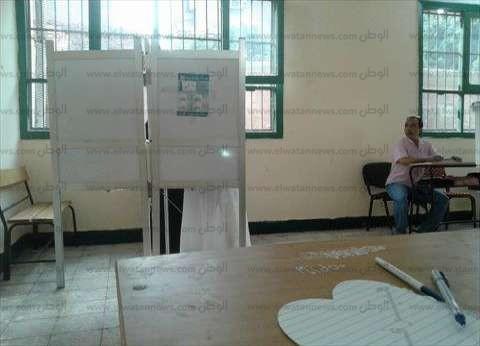 تأخر التصويت في 12 لجنة ببنى سويف بسبب القضاة