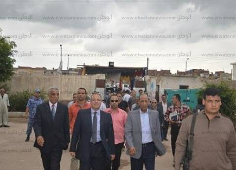 """مصادر: نقل """"الصيرة"""" إلى كفرالشيخ كان مؤشرا على بقاء """"سلطان"""" محافظا للبحيرة"""