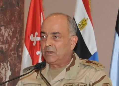 رئيس الأركان: ندافع عن كل شبر من أراضي مصر العظيمة