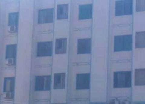 """وكيل """"صحة دمياط"""" يتفقد مستشفى عزبة البرج المركزي ويضع خطة لتطويره"""