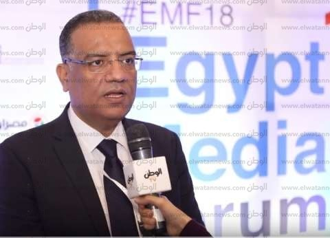 بالفيديو| مسلم: إقبال الصحفيين على منتدى إعلام مصر الأكبر منذ 10 سنوات