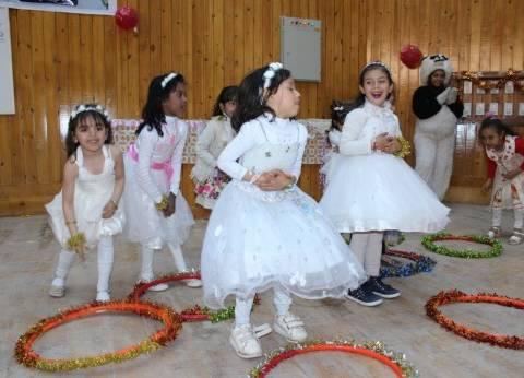 احتفالية بيوم الطفل العالمي في جامعة المنيا