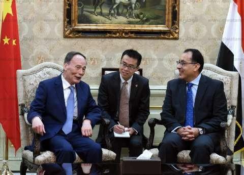 اليوم.. الحكومة المصرية تعقد جلسة مباحثات موسعة مع نظيرتها الصينية