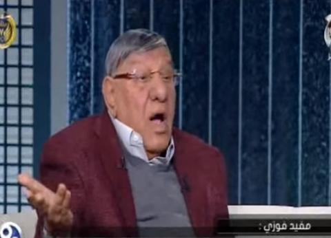 """مفيد فوزي عن السيسي: """"مش بينام.. وحاطط ودنه على قلب المصريين"""""""