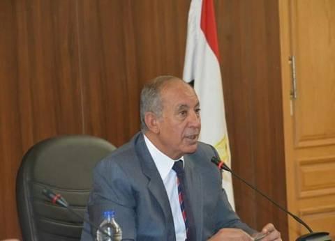 برقية شكر من مجلس الوزاراء لمحافظة البحر الأحمر لتطوير الميادين