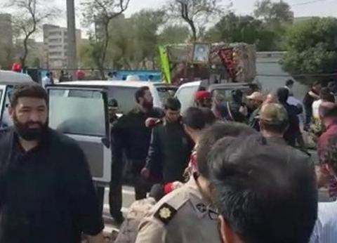تفاصيل إغلاق إيران منفذين حدوديين مع العراق وتوقف التبادل التجاري