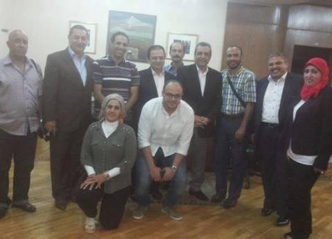 """""""فرعية صحفيين بورسعيد"""" تنعي شهداء الهرم والكنيسة البطرسية"""
