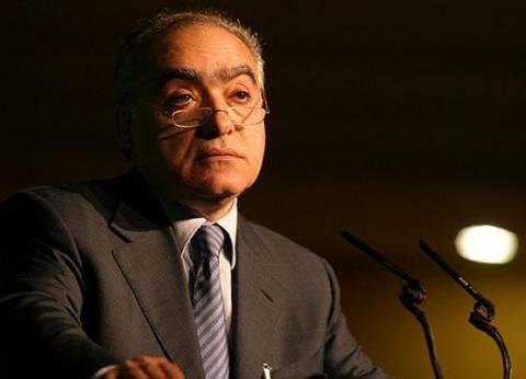 وزير داخلية حكومة الوفاق الليبية يلتقي المبعوث الأممي إلى ليبيا