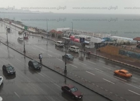 """""""الأرصاد"""" تُحذر : أمطار كثيفة وعدم استقرار جوي لمدة 72 ساعة"""