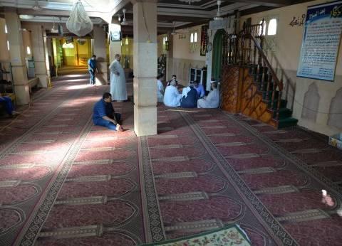 3471 مسجداً للاعتكاف.. و«جمعة» يوصى بإحكام القبضة على مصليات النساء