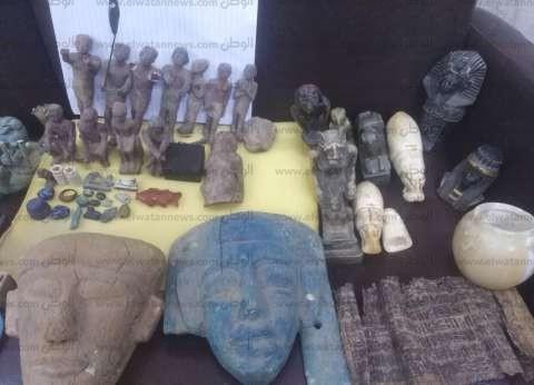 """أمين """"الأعلى للآثار"""": استرداد ألف قطعة أثرية من الخارج وعرضها بالمتاحف"""