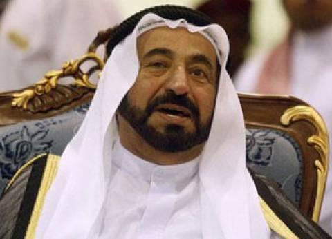 حاكم الشارقة: مصر انتقمت لشهدائها.. وستظل حصن الأمة العربية المنيع