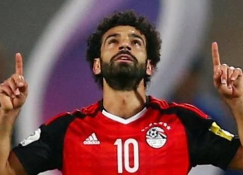 """في عيد ميلاده.. بطولات شارك فيها """"صلاح"""" بقميص منتخب مصر قبل المونديال"""