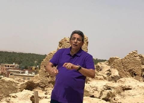 """محمود سعد مع أهالي """"سيوة"""" على """"النهار"""""""