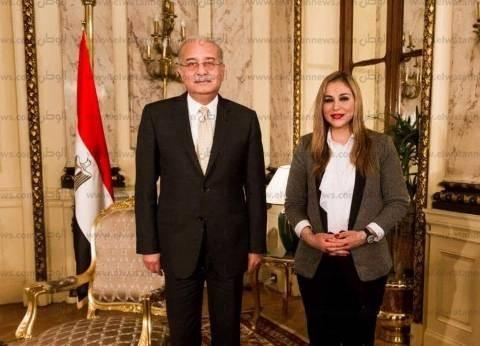 """بالصور  الليلة.. رئيس الوزراء ضيف """"أنا مصر"""" على شاشتي الأولى والفضائية المصرية"""