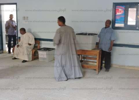 """290 ناخب وناخبة أدلوا بأصواتهم في لجنة مدرسة """"نبيل السيد"""" بالعجوزة"""