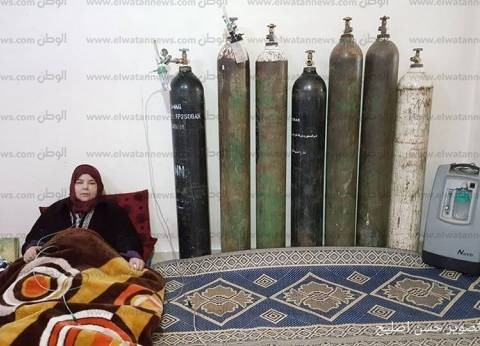 """""""أمي لازم تتعالج"""".. حملة لإنقاذ فلسطينية والدها شهيد من الشرطة المصرية"""