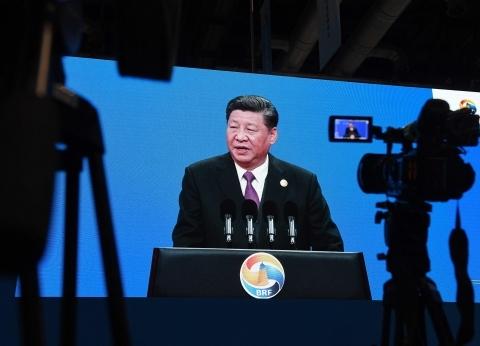 رئيس الصين: بناء مناطق تكنولوجية بدول أخرى.. ودعم 5000 مبدع أجنبي