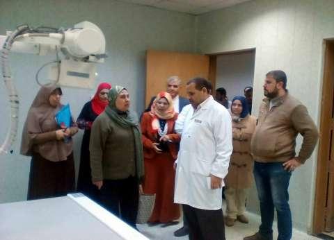 """حجز وكيل """"صحة المنوفية"""" في مستشفى خاص بسبب أزمة صحية"""